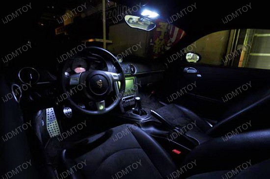 Porsche - LED - lights - 07